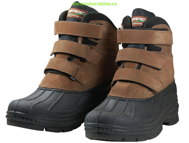 da352e1b85c SPRO EZ kožené zimní boty