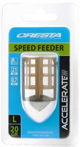 CRESTA Accelerate Speed feeder