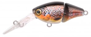 Ikiru Naturals Double Crank 35F Brown Trout