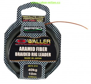 Big Waller Aramid Fiber Catfish Rig Material