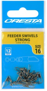 CRESTA Feeder Swivel Strong