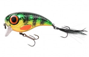 SPRO Fat Iris barva Chrome Perch
