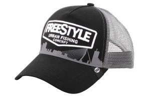 FreeStyle Trucker Black kšiltovka