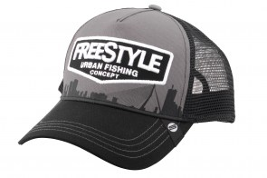 FreeStyle Trucker Grey kšiltovka