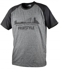 FreeStyle Grey Tričko