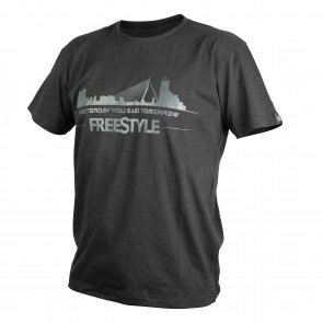 FreeStyle Black Tričko