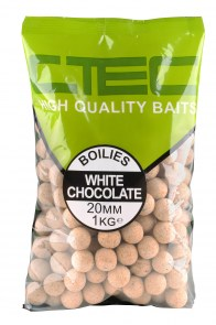 C-TEC Boiles White Chocolate 20mm/1kg