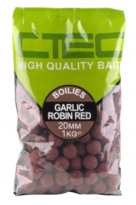 C-TEC Boiles  Gerlic Robin Red 20mm/1kg