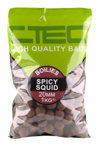 C-TEC Boiles Spicy Squid 20mm/1kg