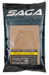SAGA Method Groundbait