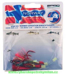 SPRO  Norway Cod Flasher 1