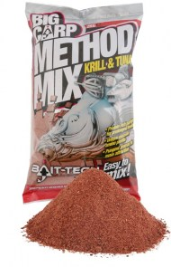 Big Carp Method Mix Krill & Tuna