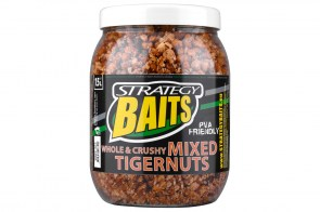 STRATEGY Baits Whole & Crushy mixed Tigernuts 1500ml