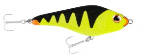 SPRO Rapper 128 SS Yellow Tiger