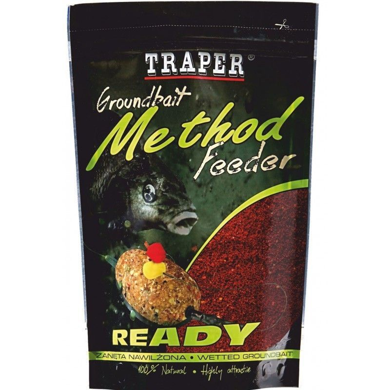Traper Method Feeder mix